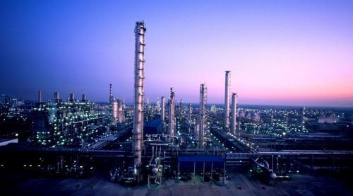 茂名石化炼油首个废水观察池投用