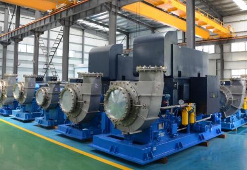 德维透平'高压比涡轮蒸汽压缩机'中标省赶超工程