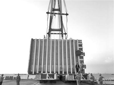 最大海水淡化项目蒸发器制成