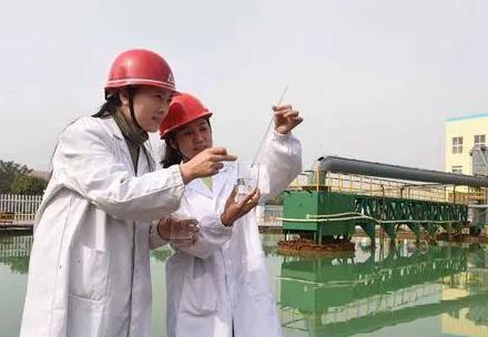 升级废水处理装置 水中废物变资源