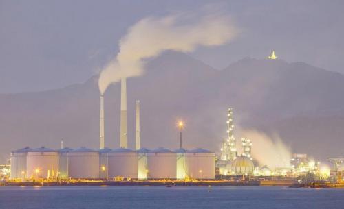 化工厂废水污染及废水处理流程