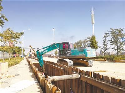 曲靖市南片区污水处理厂投资约1亿元