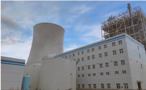 吐鲁番水岛EPC项目化学制水成功