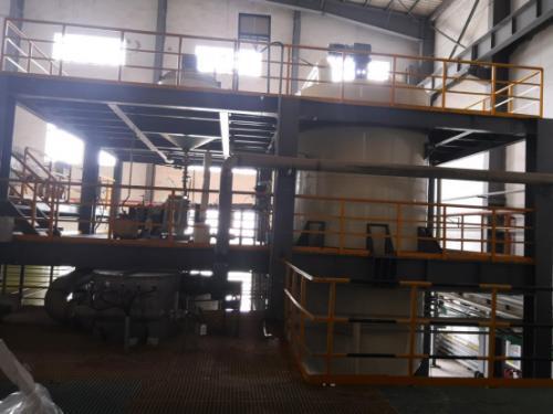 硫酸锌MVR蒸发结晶器项目通过验收
