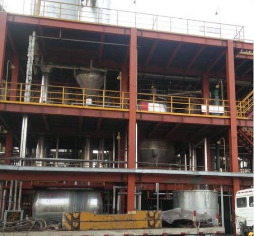 焦化脱硫废液处理项目完成