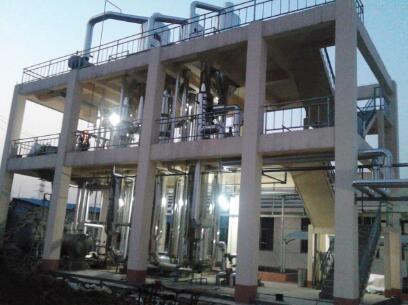 三效蒸发器如何使真空梯度保持一致?