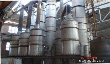 淀粉糖浆多效节能蒸发器