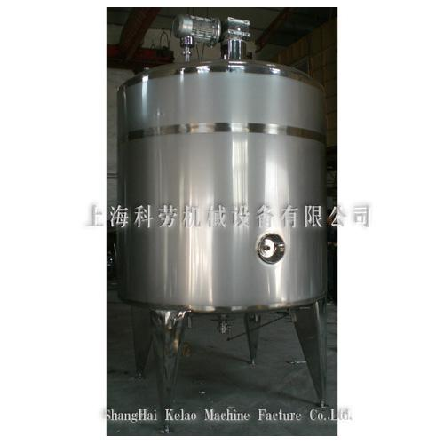 冷热缸 调配罐 配料罐 保温储罐