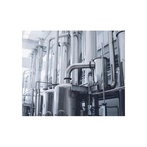 博海星五效板式蒸发器