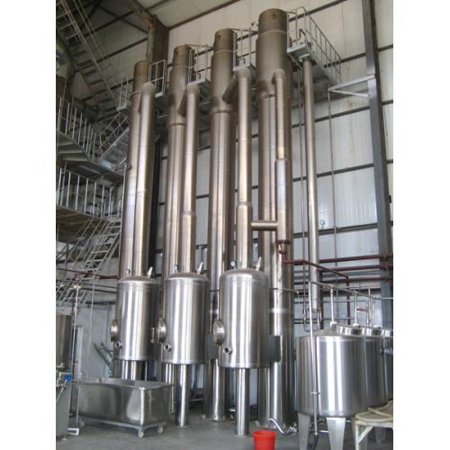 三效降膜浓缩蒸发器