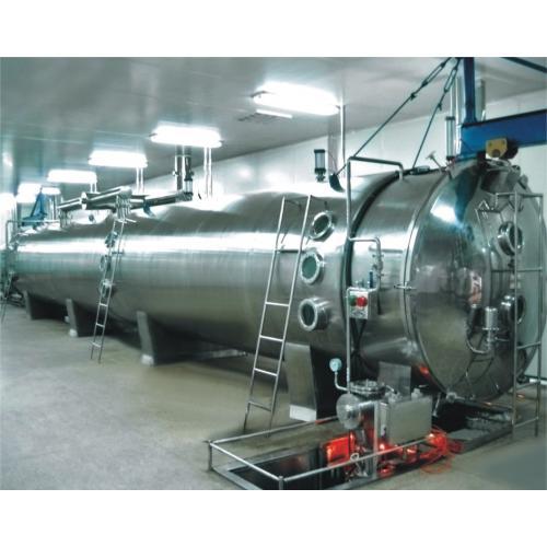 真空低温液体连续干燥机