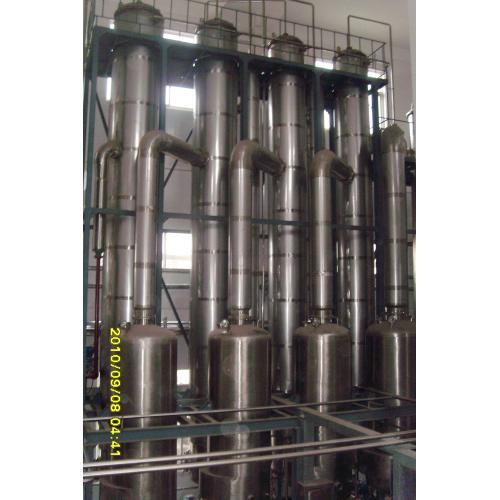 强制循环四效蒸发器