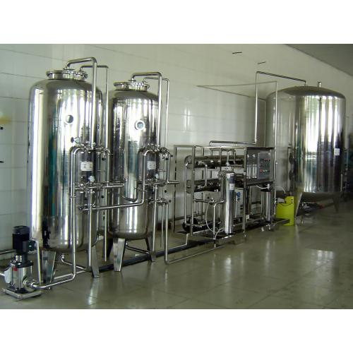 RO反渗透水处理系统