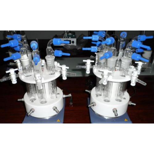 玻璃平行反应仪
