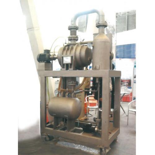 蒸汽再压缩蒸发器