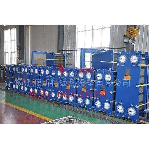 乙醇提取液板式换热器