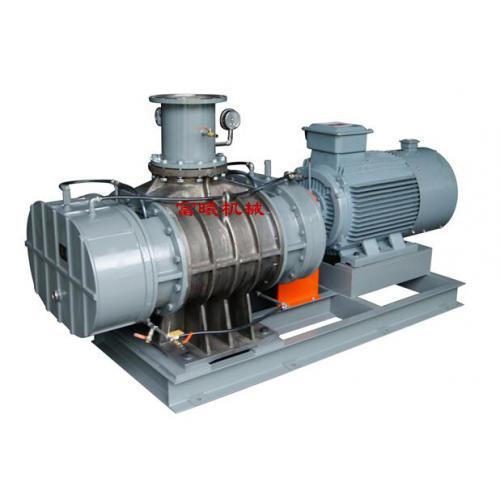 物料浓缩蒸发MVR蒸汽压缩机