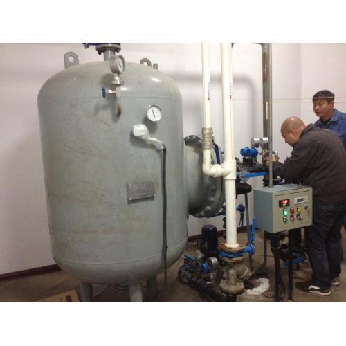 浮动盘管换热器及换热机组