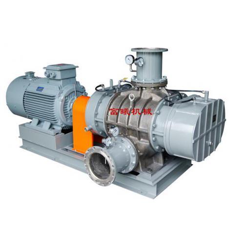 含盐废水蒸发结晶MVR罗茨蒸汽压缩机