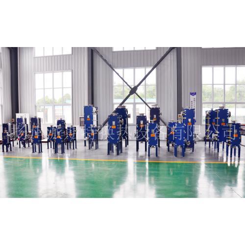 MVR激光焊接换热器