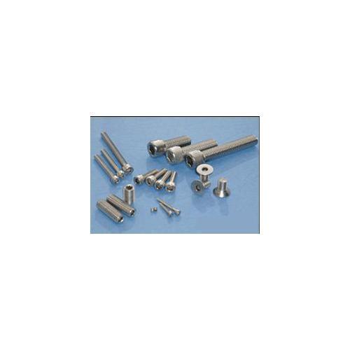 钛标准件-内六角螺栓