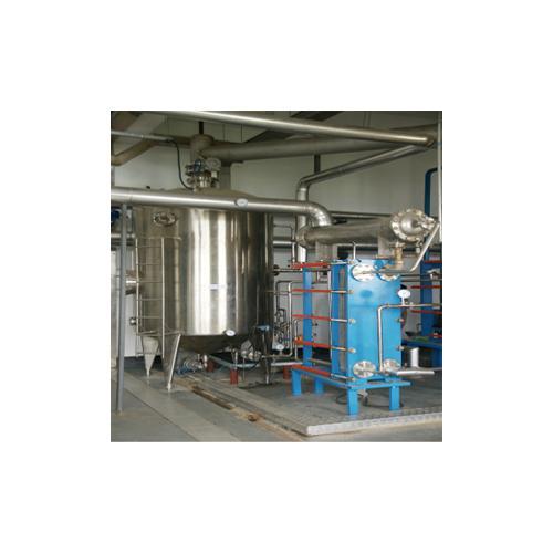 强制循环闪蒸蒸发器