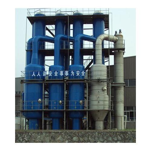 泰康四效强制循环蒸发 器高盐废水蒸发器