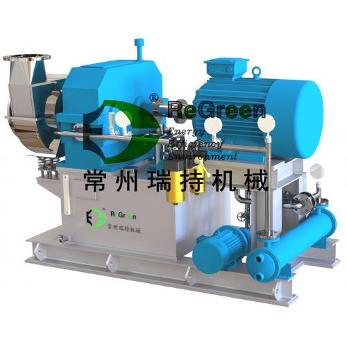 离心式蒸汽机械压缩机