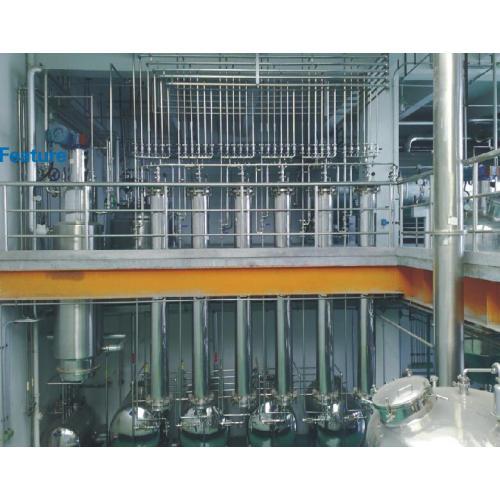 全自动大孔树脂吸附机组(层析柱)