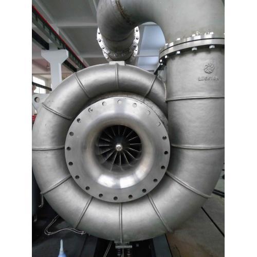 单、双级MVR离心式蒸汽压缩机