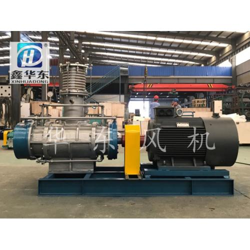 3吨处理量罗茨式蒸汽压缩机17年品质保障