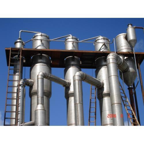 多效废水浓缩蒸发器降膜蒸发器316材质