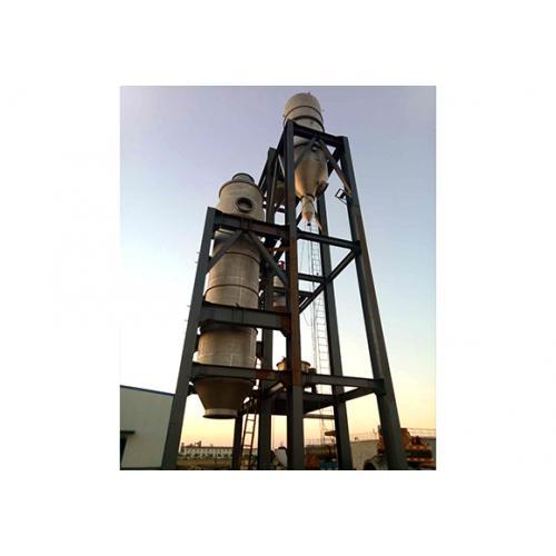 电厂脱硫废水蒸发处理工艺